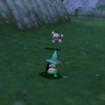 初めてのソロピンクモーモン